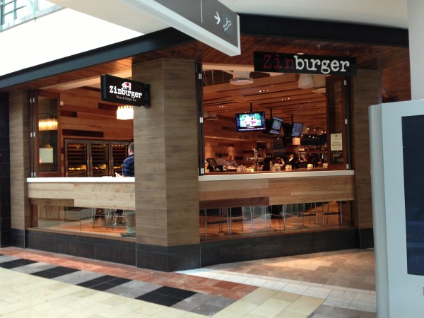 Brand new zinburger garden state plaza paramus nj for Garden state plaza mall paramus nj
